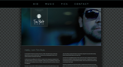 Tim Ruiz Website
